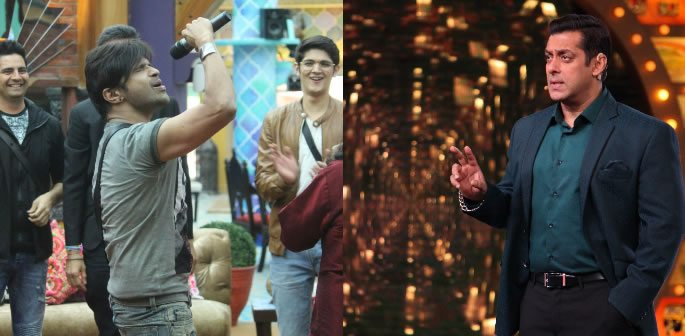 Salman's Vaar on Celebrity Bigg Boss 10 contestants!