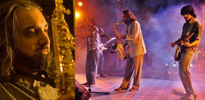 Pakistan's BlueSax Band gives Blues Music a Desi Touch