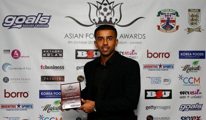 Nabi won the Young Player of the Year Award at the 2013 Asian Football Awards