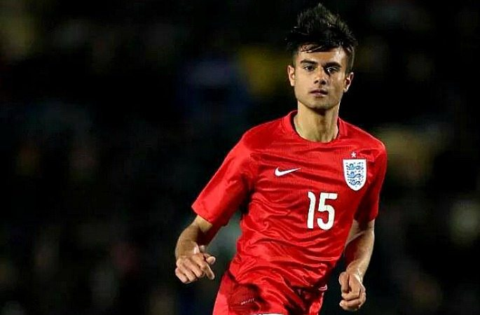 Easah Suliman is the first British Asian captain of an England side at any level