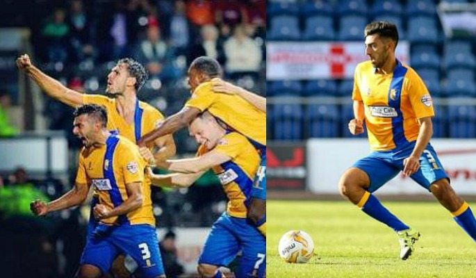 Mal Benning is hoping to get back into League One with Mansfield Town