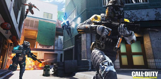 Call of Duty: Infinite Warfare UK Sales down 50 Percent on 'Black Ops 3'
