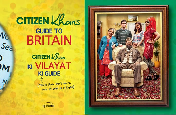Citizen Khan's Guide to Britain by Mr Khan & Adil Ray