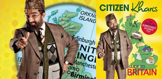 Adil Ray presents Citizen Khan's Guide to Britain