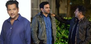 Eastenders say their final goodbye to fan favourite Masood Ahmed