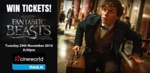 Win Tickets to see Fantastic Beasts and Where to Find Them