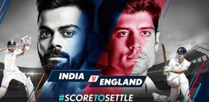 India gears up for Cricket Series against England