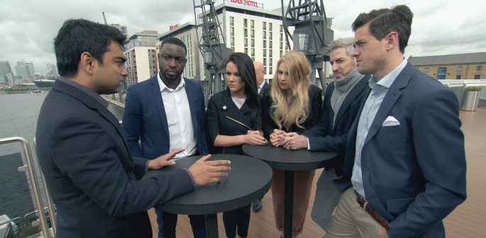 Karthik Gets Fired in Week 7 of The Apprentice