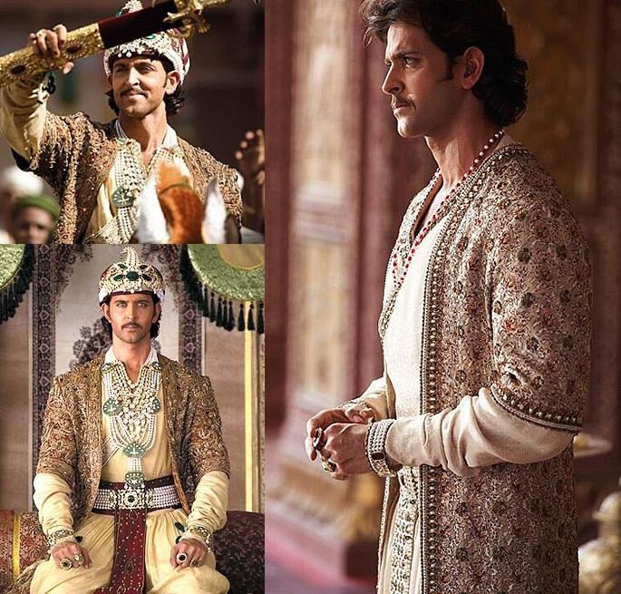 Most Expensive Bollywood Costumes - Hrithik Roshan Jodhaa Akbar