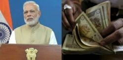 Modi Bans India's Rs 1000 and 500 Notes