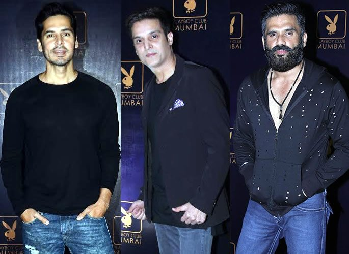 Playboy Club opens in Mumbai attracting Bollywood Stars