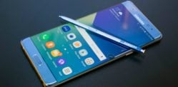 Samsung Galaxy Note 7 Debacle hits Company Profits