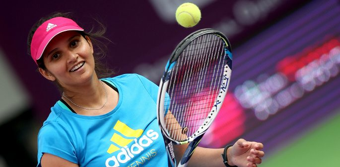 Sania Mirza retains No 1 spot in Women's Tennis Doubles