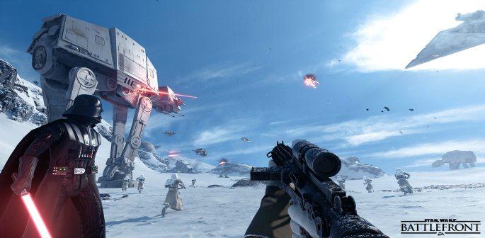Star Wars: Battlefront 2 Dath Vader