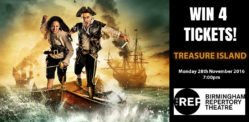Win Tickets to see Treasure Island at The REP