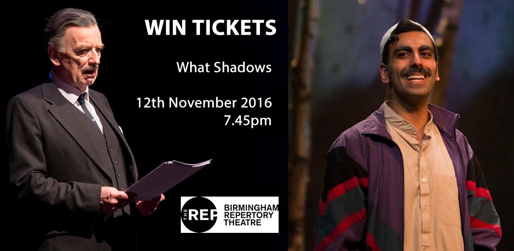 Win Tickets for What Shadows at The REP
