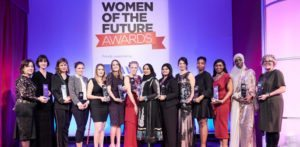 Winners of Women of Future Awards 2016