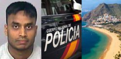 Bangladeshi Rapist who fled UK arrested in Tenerife