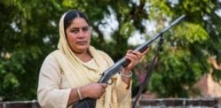 Indian 'Aunt with a Gun' protects Girls from Sex Attacks