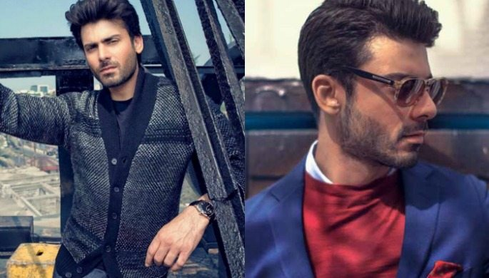 fawad pakistans most handsome men