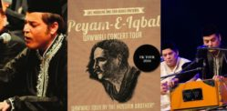 Peyam-e-Iqbal ~ Qawwali and Book Launch