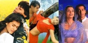 10 Best 1990s Bollywood Love Songs