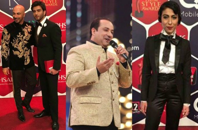 First QMobile HUM Style Awards 2016