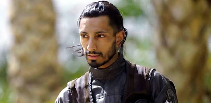 Riz Ahmed Honoured to be in Star Wars Rogue One