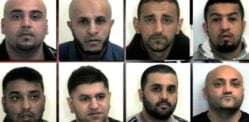 British-Asian men jailed for Grooming Girls in Rotherham