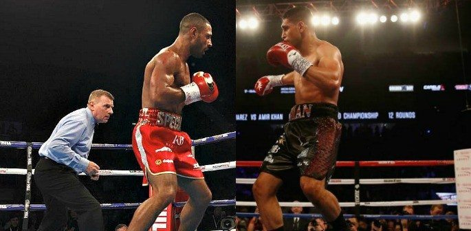 Amir Khan hints at fight with Kell Brook