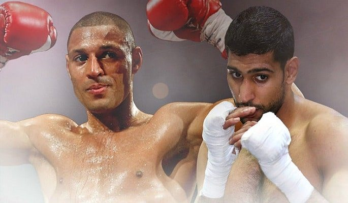 Amir Khan could face Kell Brook in a 2017 super-fight