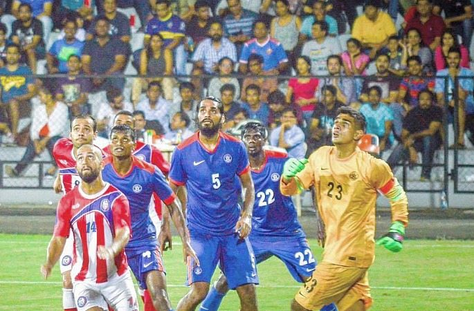 Gurpreet Singh Sandhu is the captain of the Indian national team