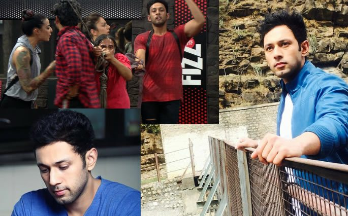 Sahil Anand gets Eliminated from Bigg Boss 10