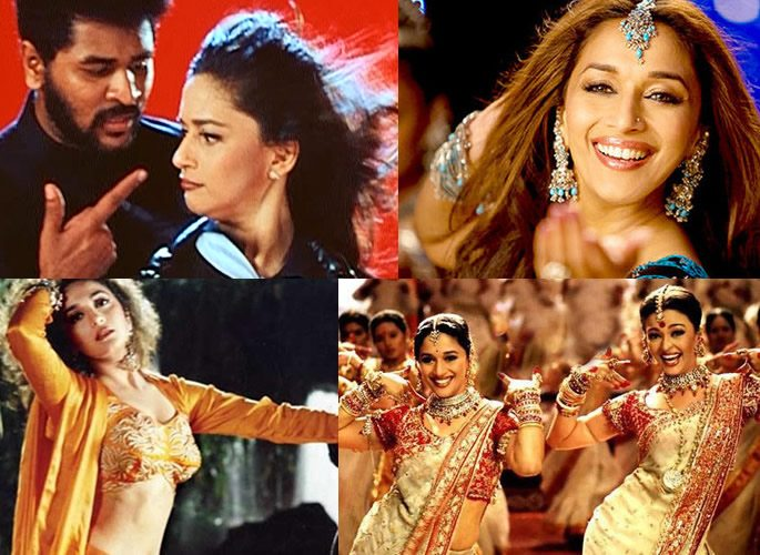 Spellbinding Dance Performances of Madhuri Dixit