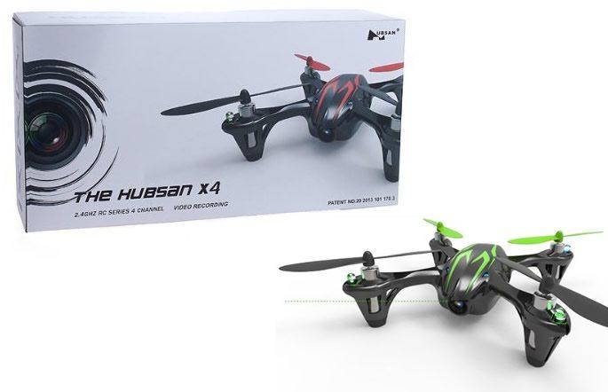 budget-drones-hubsan-x4