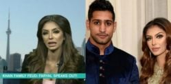 Faryal Makhdoom shuns In-Laws on TV and Khan's React