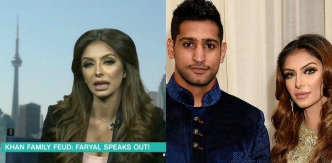 Faryal Makhdoom Khan Blasts In-Laws on This Morning