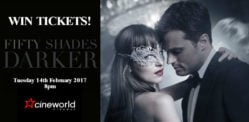 Win Tickets to see Fifty Shades Darker