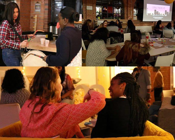 Amna Akhtar talks #GirlDreamer, mOmhead and Female Empowerment
