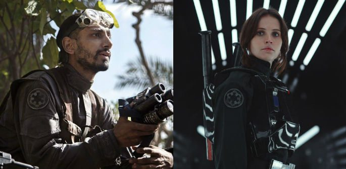 Rogue One: A Star Wars Story ~ Review