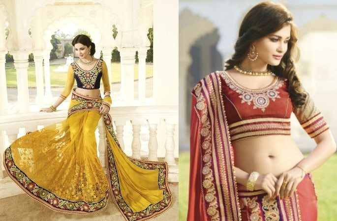 gorgeous-fashion-saree-trends-for-2017