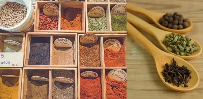 The Surprising Health Benefits of 5 Popular Spices