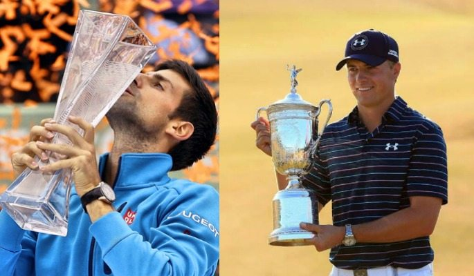 Golf and Tennis players earn the least through winnings