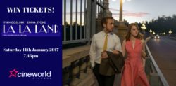 Win Tickets to see La La Land