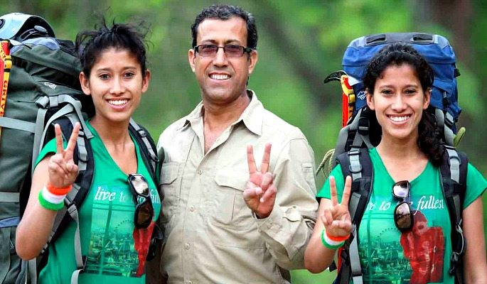 Their father set Nungshi and Tashi Malik on their journey