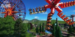 Build the Theme Park of Your Dreams in Planet Coaster
