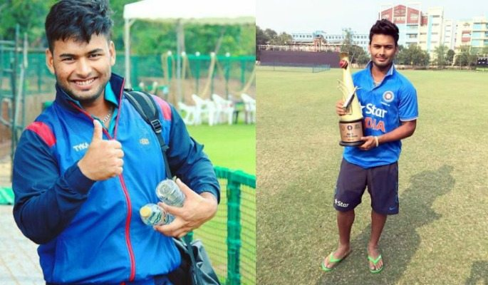 2016 has seen the meteoric rise of Rishabh Pant in cricket