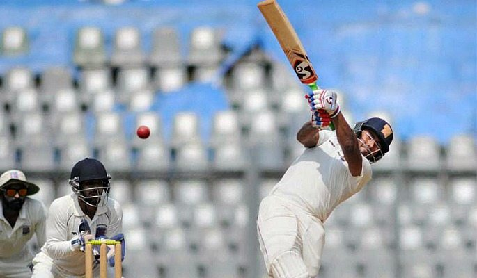 Rishabh Pant has been sensational in the 2016/17 Ranji Trophy