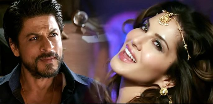 Sunny Leone is the 'Laila O Laila' Item Girl in SRK's Raees