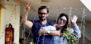 Baby Taimur name sparks backlash for Saif and Kareena